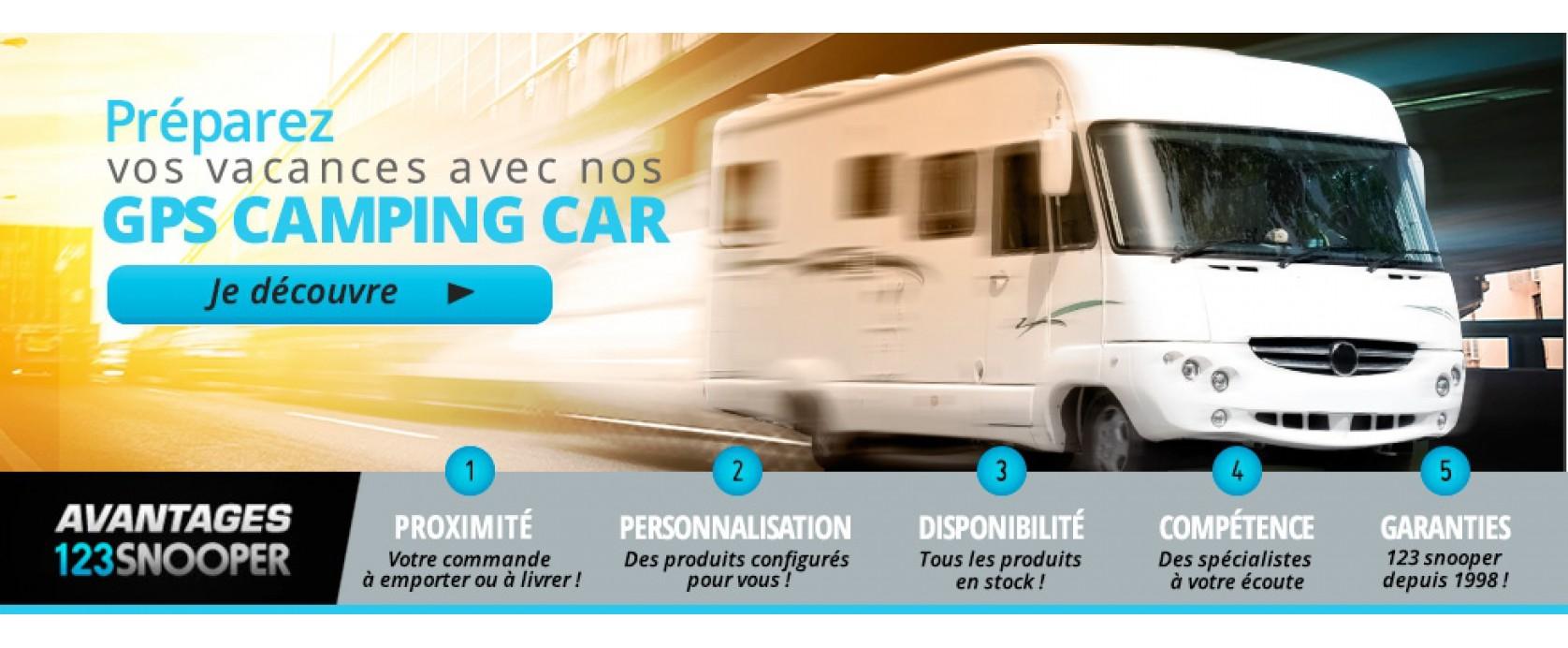 Gps camping-car - Boutique snooper