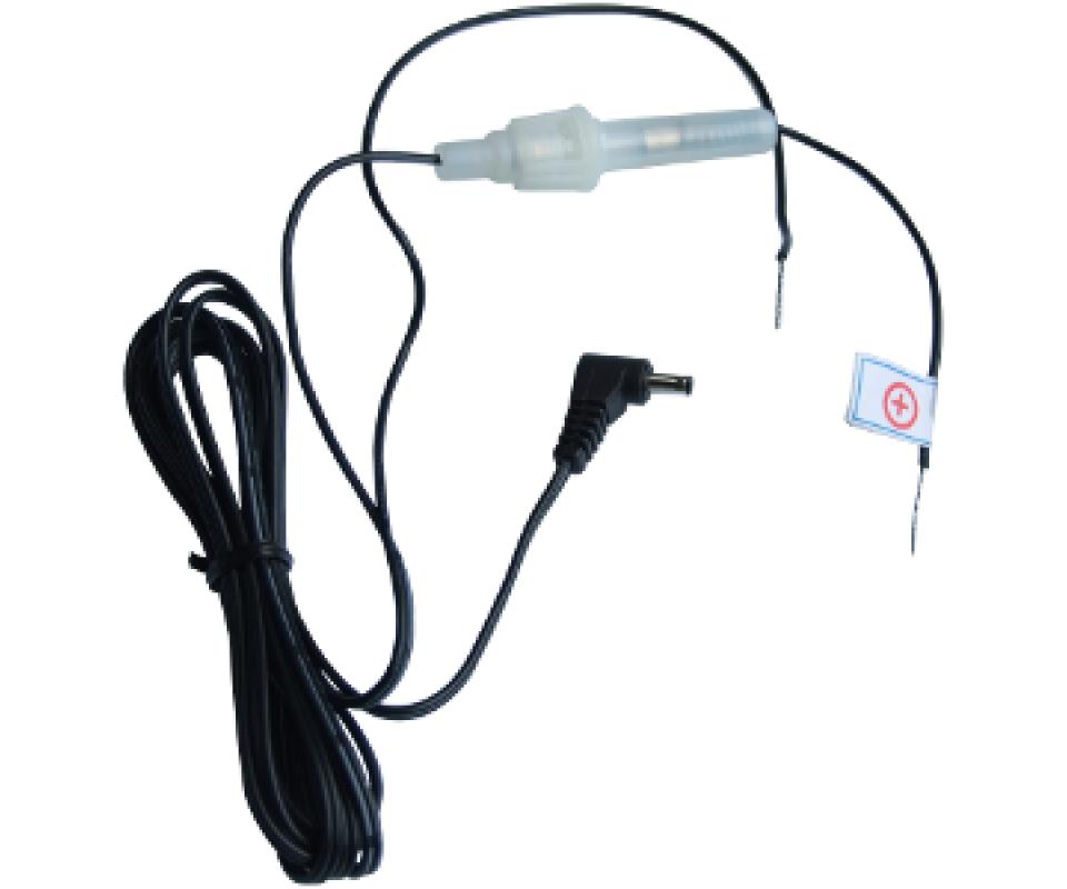 Câble alimentation batterie Snooper Sentinal