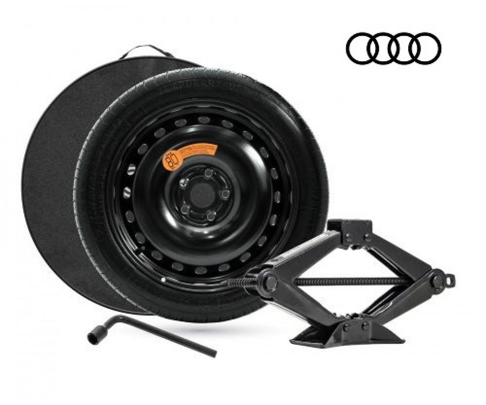 audi kit roue de secours audi q3 2011 et plus toutes versions. Black Bedroom Furniture Sets. Home Design Ideas