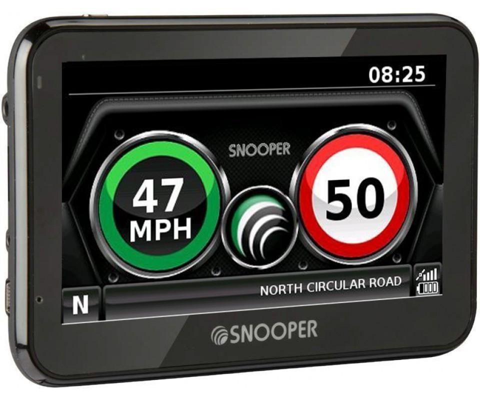 indicateurs de vitesse myspeed xl par snooper gps. Black Bedroom Furniture Sets. Home Design Ideas