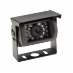 Caméra de recul seule 24V pour Snooper