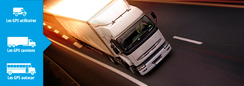 Gps Transports routiers