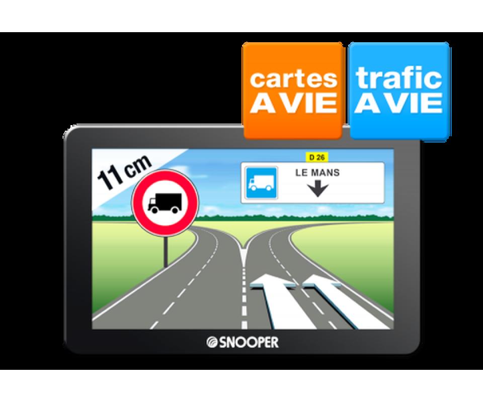GPS Poids lourd Snooper PL2200