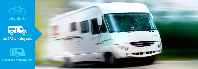 GPS Camping Cars