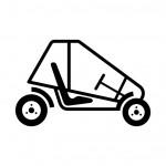 Kit 2eme véhicule pour Gps CC2400