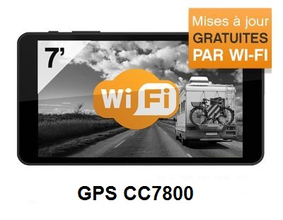 GPS SNOOPER CAMPING-CAR PROMOTION EN BOUTIQUE